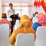 Pemberian Bantuan Presiden (Banpres) Produktif Usaha Mikro (BPUM)