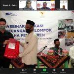 Pemerintah Dorong Pondok Pesantren Tingkatkan Literasi Keuangan Syariah untuk Dukung Pemulihan Ekonomi Nasional