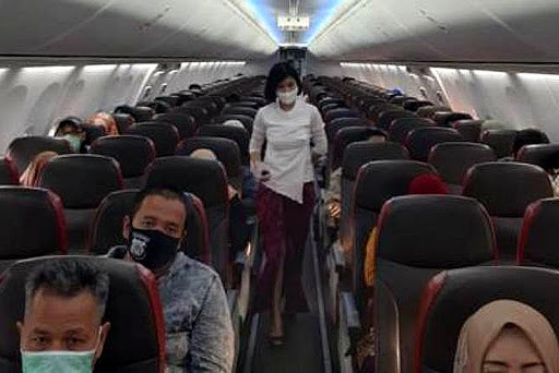 Penjelasan Lion Air terhadap Penanganan Jumlah Penumpang dan Pengaturan Jarak Dalam Kabin Pesawat 1