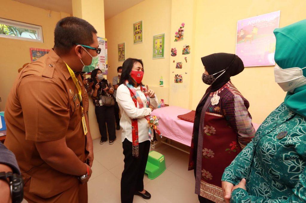 Menteri Bintang : Penyelesaian Kasus Perempuan dan Anak Butuh Konsep Kuat Dari Hulu Hingga Hilir 1