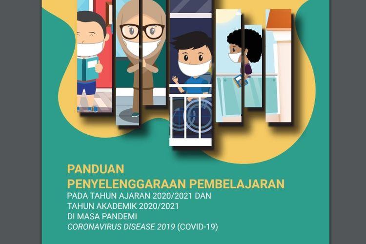 Penyesuaian Keputusan Bersama Empat Menteri tentang Panduan Pembelajaran di Masa Pandemi COVID-19 1