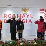 Peringatan HUT Kemerdekaan RI ke-75: Indonesia Maju, Bebas dari Korupsi