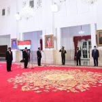 Presiden Jokowi Lantik Anggota Kompolnas 2020-2024