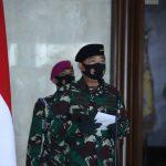 Panglima TNI: Satgas Pamtas Yonif Raider 300/Bjw Mampu Atasi Kerawanan di Perbatasan RI-PNG