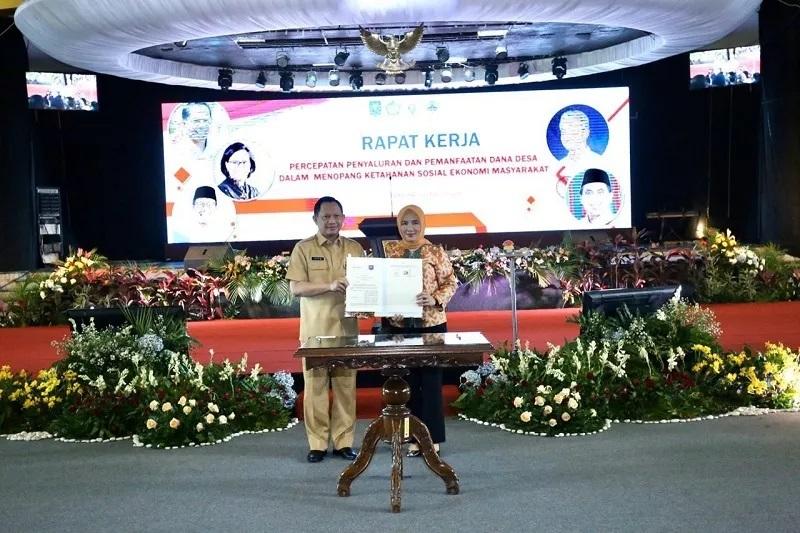 Sinergi Pertamina-Kemendagri: Bangun 4.308 Pertashop Se-Indonesia Kembangkan Ekonomi Desa 1
