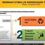 Stimulus Keringanan Tarif Listrik Dorong Roda Perekonomian Nasional