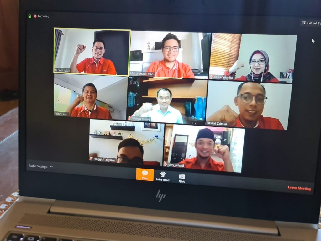 Telkomsel Kolaborasi Bersama Dinas Pendidikan Provinsi Jawa Barat Hadirkan Webinar Pendidikan di Era Pandemi 1