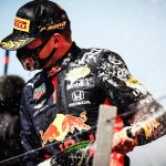 Tim Red Bull Honda Berhasil Memenangkan Balapan Historis Pada Peringatan 70 Tahun F1 Grand Prix