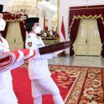 Tim Sabang Akan Kibarkan Merah Putih di Istana Merdeka