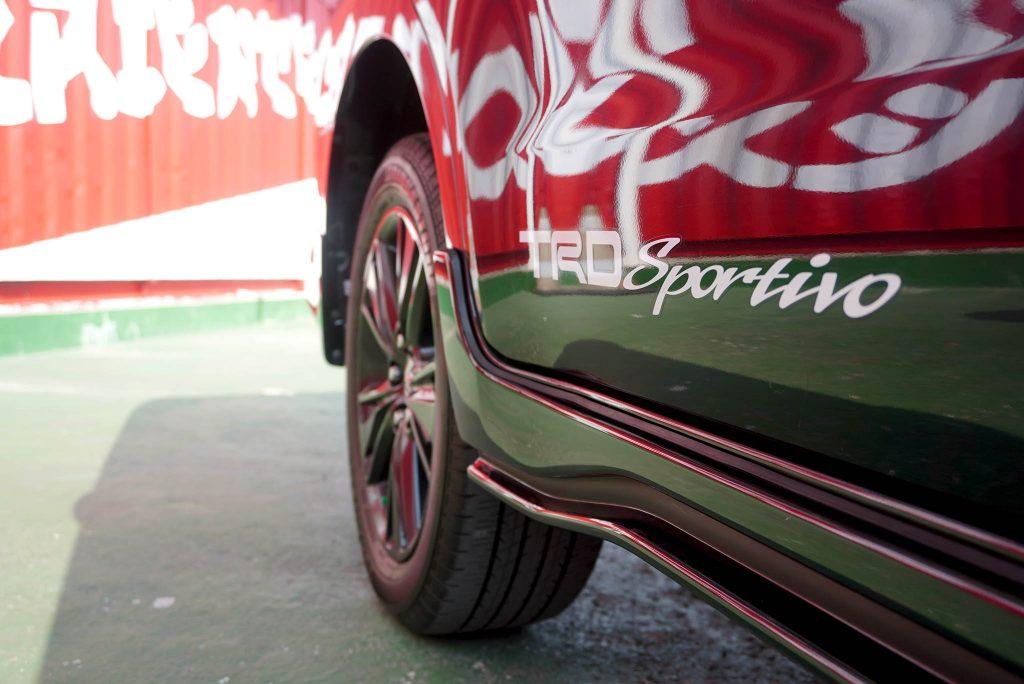 Peringati 75 Tahun Indonesia Merdeka Toyota Luncurkan Kijang Innova TRD Sportivo Limited dan Sienta Welcab 1