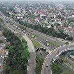 Ada Pekerjaan Erection Girder Proyek Tol Becakayu Di Ruas Tol JORR, Jasa Marga Lakukan Rekayasa Lalu Lintas