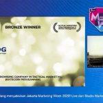 Bulog Raih 4 Penghargaan Dalam BUMN Marketeers Award 2020