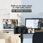 Canon Hadirkan Software EOS Webcam Utility Full Version Video Conference dengan Gambar Berkualitas Tinggi