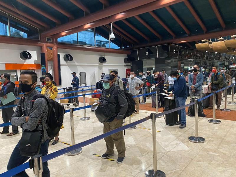 DKI Jakarta Kembali Terapkan PSBB, Bandara Soekarno-Hatta dan Halim Perdanakusuma Siap Perketat Protokol Kesehatan 1