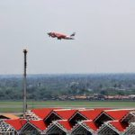 Data Lalu Lintas Penerbangan di Bandara PT Angkasa Pura II Pada Agustus 2020