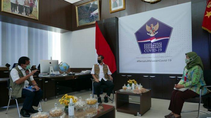 Deltomed Laboratories Serahkan Donasi 300.000 Kaplet Imugard kepada Satuan Tugas Penanganan Covid-19 1