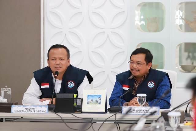 Dorong Kinerja Penyuluh, KKP dan 23 Kab/Kota Se-Jateng Sinergi Sediakan Sarpras Memadai 1