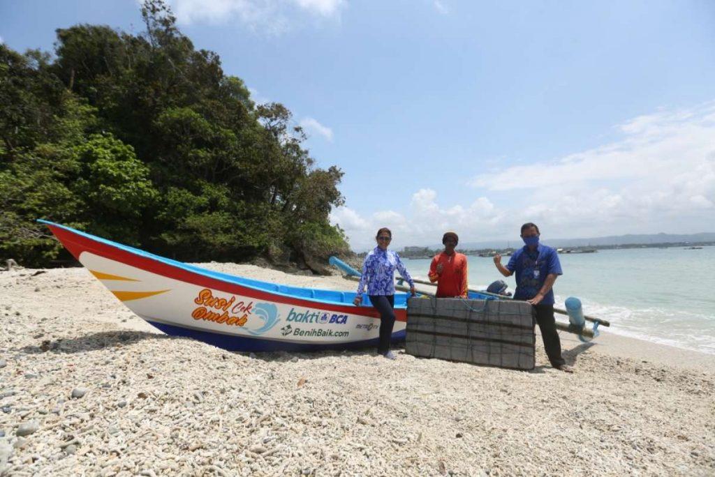 Dukung Program Nelayan Berseri Laut Lestari, BCA Salurkan Donasi Rp 280 Juta untuk Nelayan 1