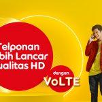 Indosat Ooredoo Resmi Luncurkan Layanan Voice over LTE (VoLTE)