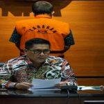 KPK Tahan Tersangka Dugaan Penerimaan Gratifikasi di Kabupaten Subang