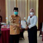 Kalimantan Selatan, Pusat Daerah Bersatu Mengendalikan COVID-19