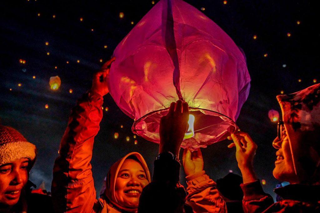Kemenparekraf Ajak Masyarakat Saksikan Wisata Virtual di Dieng Culture Festival 1