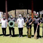 Kemenparekraf Bangkitkan Pariwisata Jatim Lewat Gerakan Pakai Masker dan Gerakan BISA