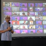 Launching Core Values Akhlak Sebagai Nilai Utama Budaya Perusahaan PT Pos Indonesia (Persero)