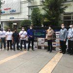 Manulife Indonesia Lanjutkan Komitmen Berbagi Kebaikan Alat Pelindung Diri (APD) ke Beberapa Zona Merah Baru Covid-19