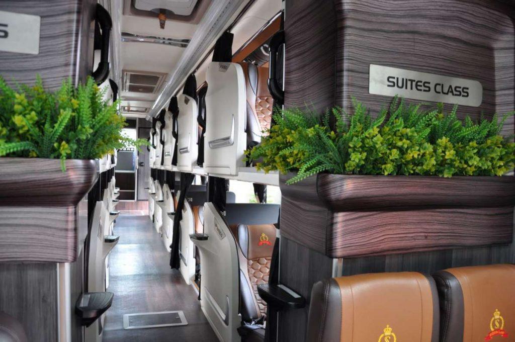 Menggunakan Hino, PO Handoyo Merilis Bus Social Distancing dan Bus Suites Class 1