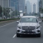 Diuji Coba di Jalanan Ibu Kota: Mercedes-Benz Akan Segera Meluncurkan Model Terbaru