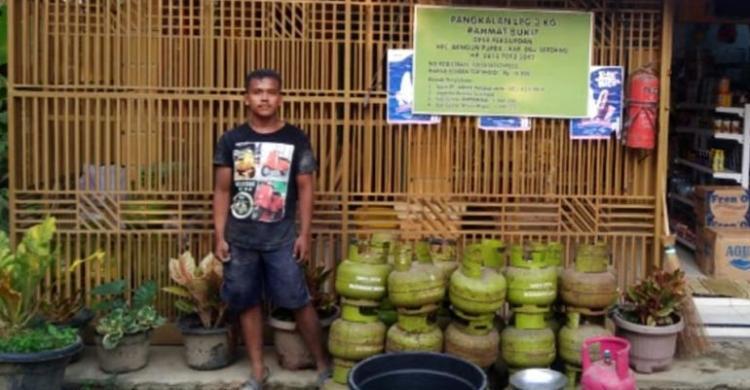 OVOO Pertamina, 185 Ribu Pangkalan LPG 3 Kg di 55 Ribu Desa Telah Beroperasi 1