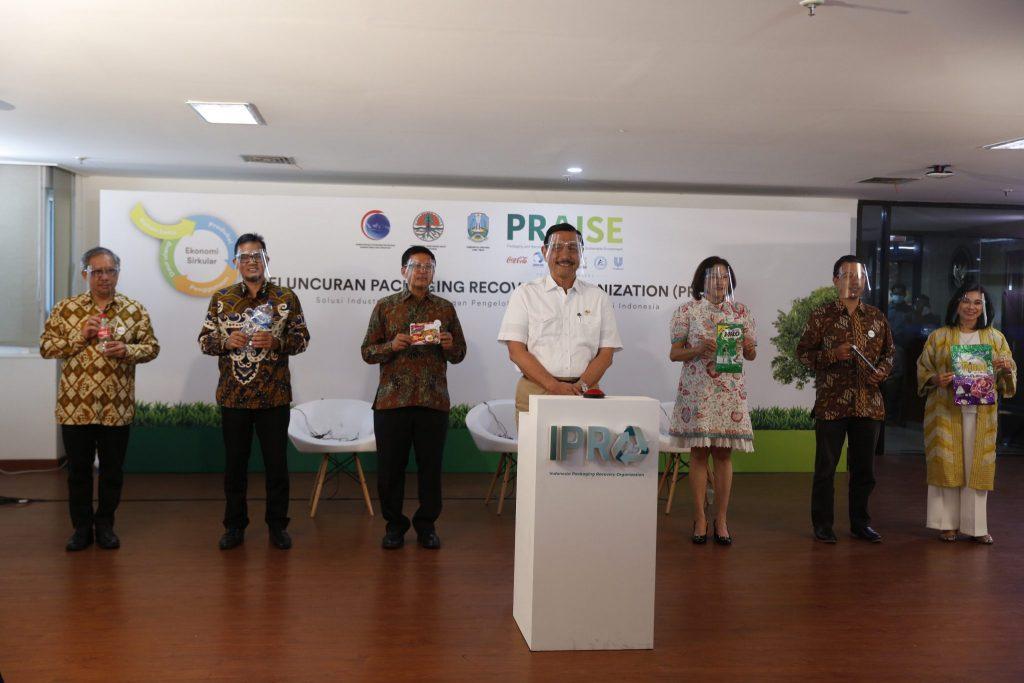 PRAISE Kenalkan Program Packaging Recovery Organization (PRO) Untuk Jawab Tantangan Praktik Ekonomi Sirkuler di Indonesia 1
