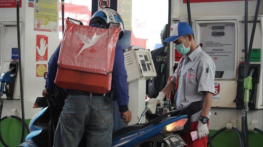 PSBB Jakarta, Pertamina Pastikan Distribusi BBM dan LPG Aman 1