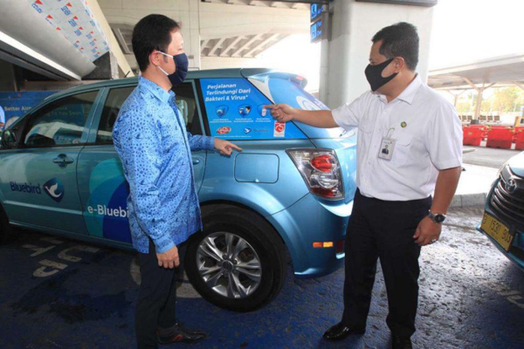 PSBB Kembali Diberlakukan di Jakarta, Bluebird Menjamin Ketersediaan Jangkauan Layanan untuk Masyarakat 1