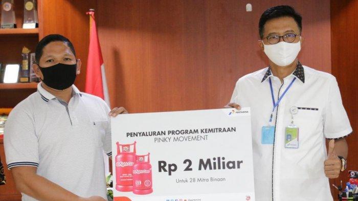 Penyaluran Pinky Movement Pertamina Capai Hampir Rp 22 Miliar 1