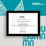 SUCOFINDO Raih Apresiasi The Most Entrepreneurial SOE Dalam BUMN Marketeers Award 2020