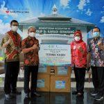 Setelah Sumatera, BCA Serahkan Bantuan ke Wilayah Jawa Tengah & Yogyakarta