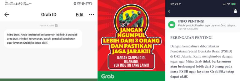 Teknologi Geofencing Grab Bantu Masyarakat DKI Jakarta Beradaptasi Dalam Pembatasan Sosial Berskala Besar Total Kedua 2