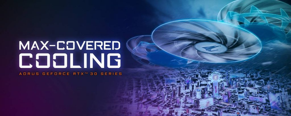 GIGABYTE Meluncurkan Kartu Grafis AORUS GeForce RTX™ 30 series 1