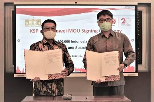 Huawei Indonesia Mendukung Program Vokasi Pemerintah 1