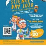Melalui Gramedia Science Day, Gramedia Dorong Minat Anak-anak Pada Sains