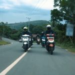 Petualangan Touring Generasi 125 di Alam Kalimantan Selatan
