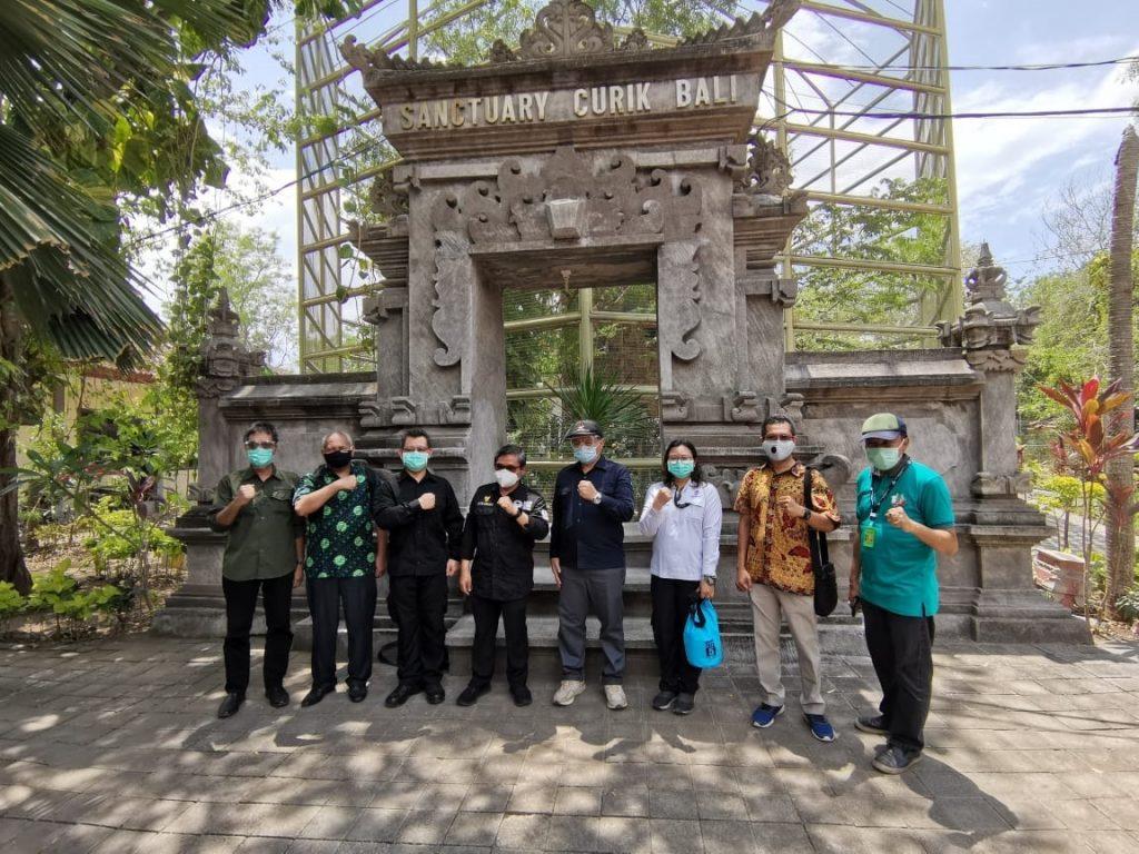 Taman Nasional Bali Barat Jajaki Kerja Sama Pemanfaatan Teknologi Kecerdasan Artifisial Untuk Pengawasan Hutan 1