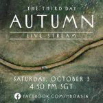 """The Third Day dari HBO Menghadirkan Acara Live Theatrical """"Autumn"""" di Laman Facebook HBO Asia pada 3 Oktober Mulai Jam 15.30 Wib"""