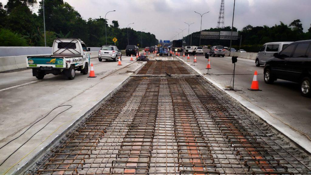 Demi Memastikan Keamanan Pengendara Melintasi Jembatan, Jasa Marga Lakukan Pekerjaan Perbaikan dan Perkuatan Jembatan di Ruas Tol Jagorawi 1