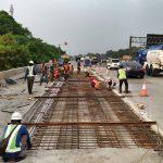 Memastikan Keselamatan Pengguna Jalan, Jasa Marga Lakukan Pekerjaan Perbaikan dan Perkuatan Jembatan di Ruas Tol Jagorawi