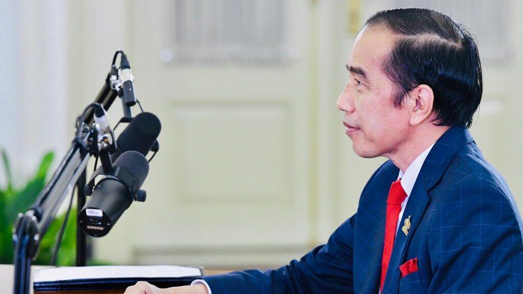 Presiden Jokowi Hadiri KTT APEC 2020 secara Virtual 1