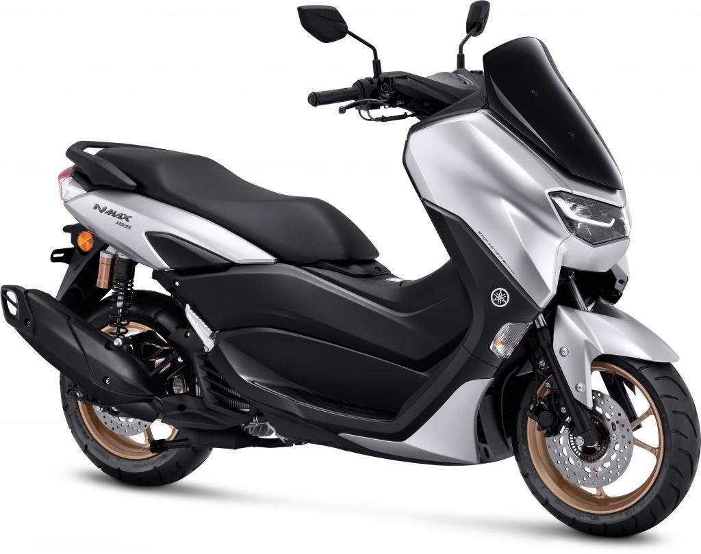 Perkuat Maxi Yamaha Series, Varian Baru All New NMAX 155 Connected Resmi Meluncur 1