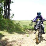 Riding WR 155 R Eksplorasi Area Gunung di Jawa Tengah dan Yogyakarta